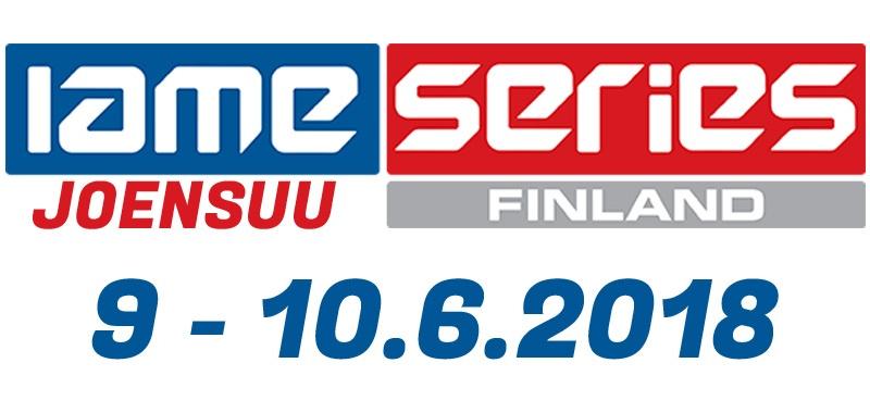IAME Series Joensuu 9-10.6.2018 Videot