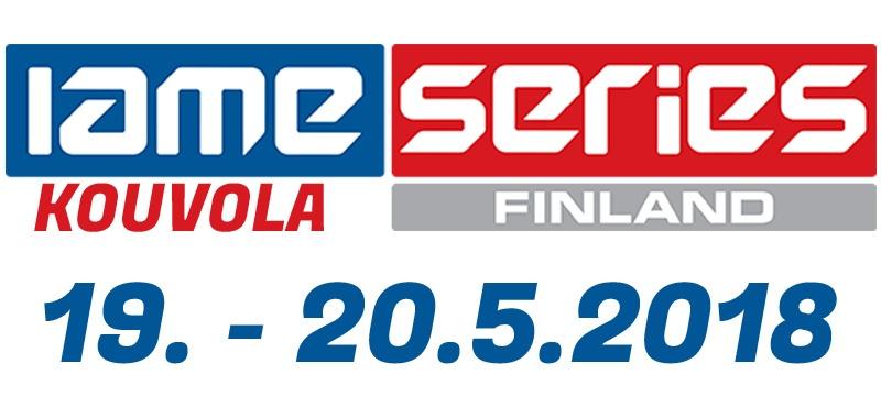 IAME Series 19-20.5.2018 - Kouvola
