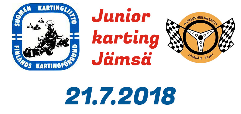 Junior Karting Jämsä 21-22.7.2018 - Video