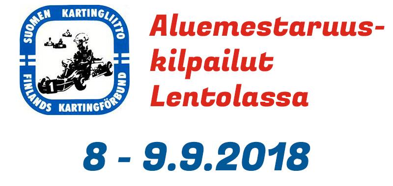 Aluemestareiden kilpailu 9.9.2018 Lentolassa