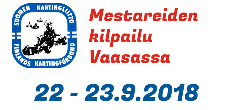 Mestareiden kisa 22-23.9.2018 Vaasassa - Video