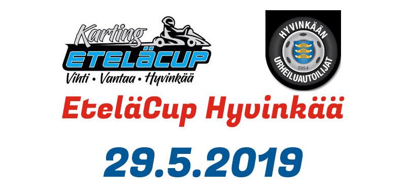 Etelä Cup 29.5.2019 - Hyvinkää
