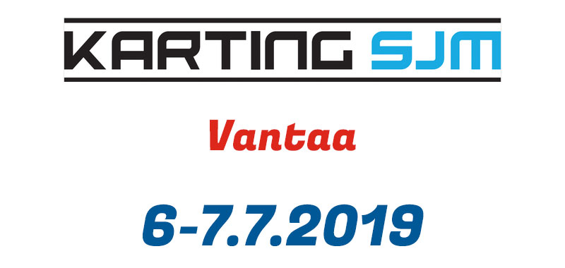 Karting SJM Vantaa 6-7.7.2019