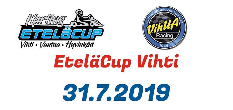 Etelä Cup 31.7.2019 - Vihti