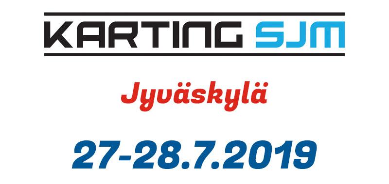 Karting SJM Jyväskylä 27-28.7.2019
