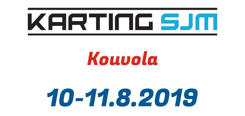 Karting SJM Kouvola 10-11.8.2019