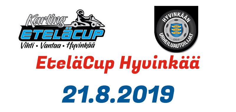 Etelä Cup 21.8.2019 - Hyvinkää