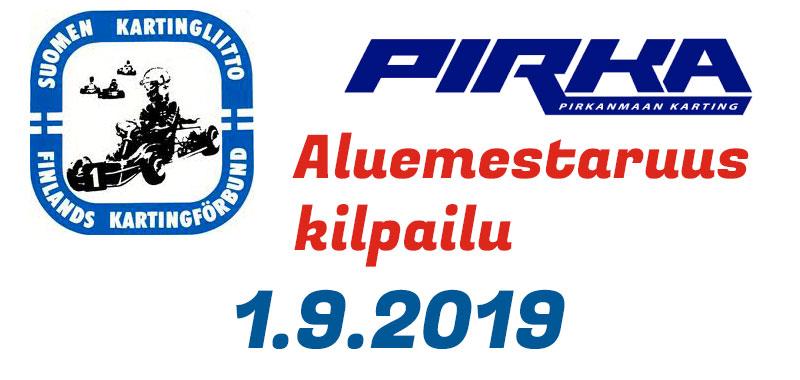 Aluemestaruus kilpailu Lentola 1.9.2019