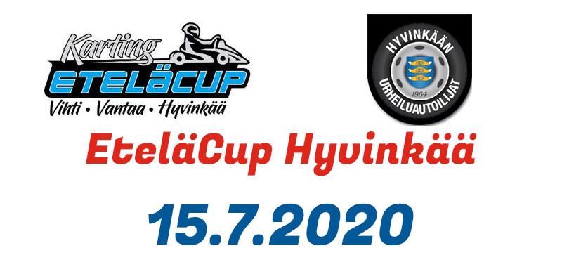 EteläCup 15.7.2020 - Hyvinkää - Kilpailu