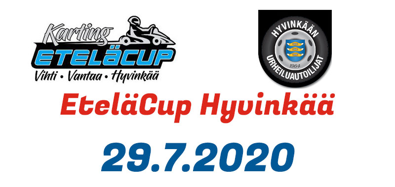 EteläCup 29.7.2020 - Hyvinkää - Kilpailu