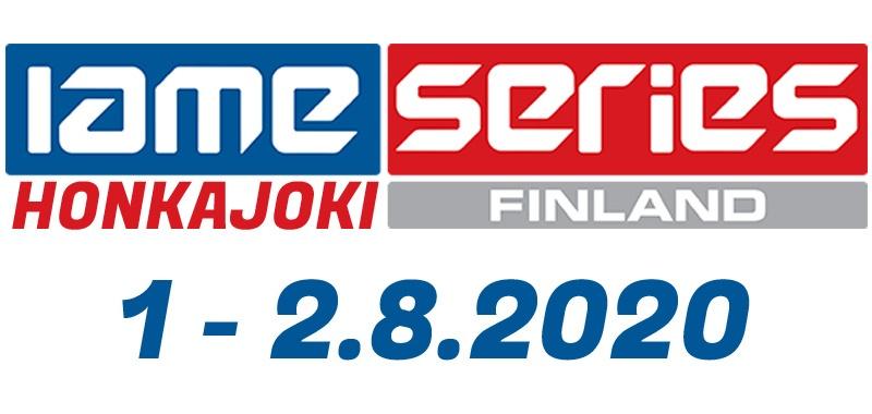 IAME Series 1-2.8.2020 - Honkajoki - Kuvat