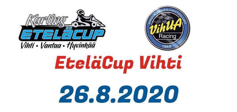 EteläCup 26.8.2020 - Vihti - Kilpailu