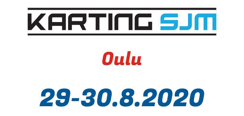 SjM Oulu 29-30.8.2020 - Kilpailu