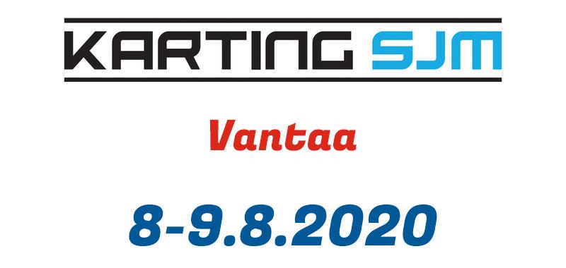 SjM Vantaa 8-9.8.2020 - Kilpailu