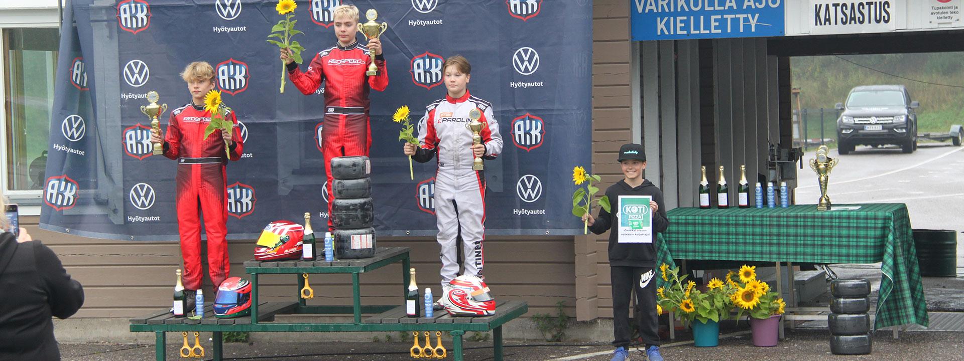 Karting SM Lahti 2021